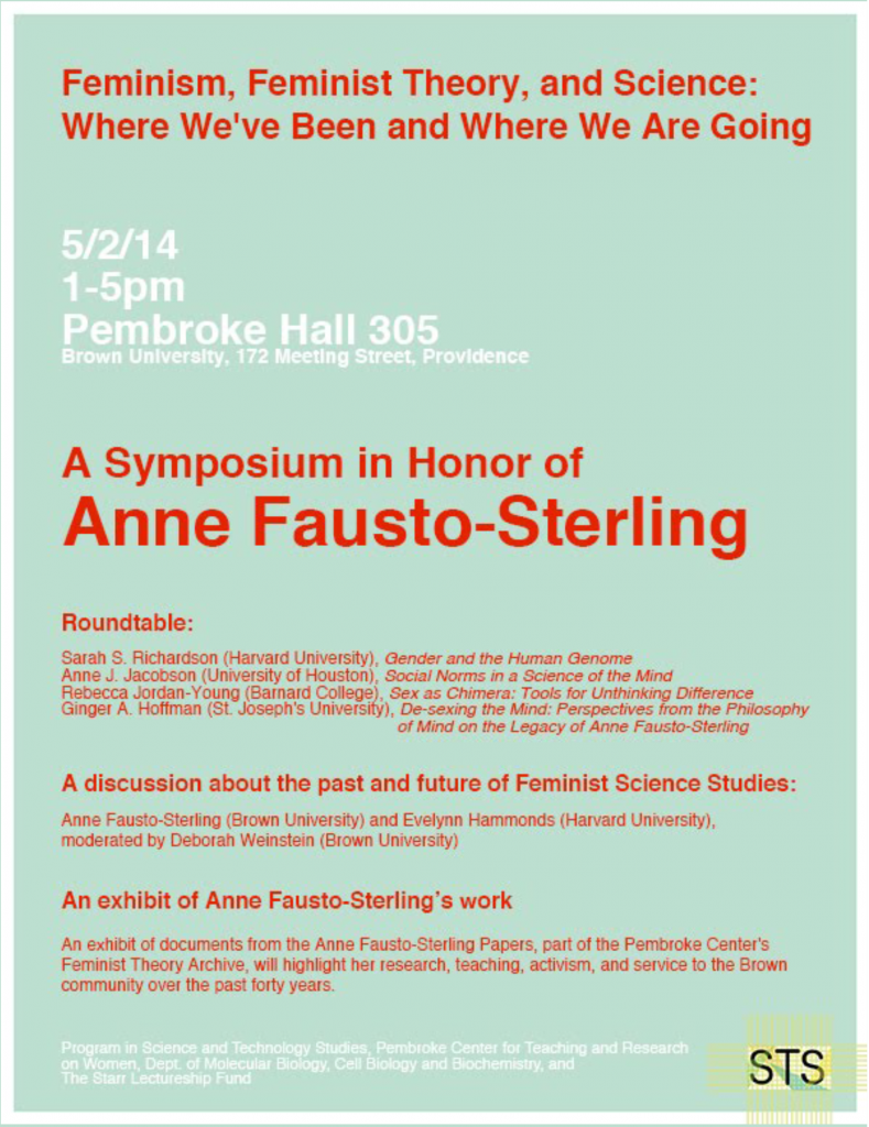 anne fausto sterling s the five sexes essay The five sexes: why male and female  (s): fausto-sterling, anne  announcing the formation of isna in a letter responding to an essay i had written for the.